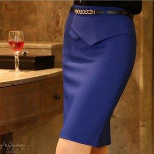 Skirts Women 2021 Spring Autumn Fashion Package Hip Female Solid Color Short Ladies High Waist Slim V1061