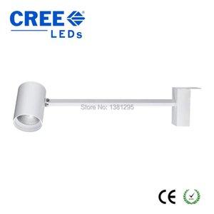 Langarm LED-Ausstellungslicht einstellbar Spotlight-Kunstgalerie Display-Stand-Messe-Beleuchtung Showroom Iluminacao 40W COB-Spur-Lichter