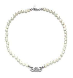 С коробкой моды хрустальное жемчужное ожерелье ключицы цепи ожерелье барочный колье для женщин вечеринка украшения подарок