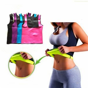 Women Neoprene Shapers Shapewear Push Up Vest Trainer Tummy Belly Girdle Hot Body Shaper Waist Cincher Corset