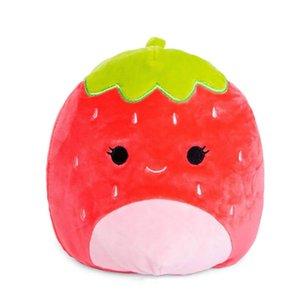 DHL FREE 2021 Newstyle Cute Cartoon Avocado Stuffed Super Soft Animal Squishies Plush Toy YT199502