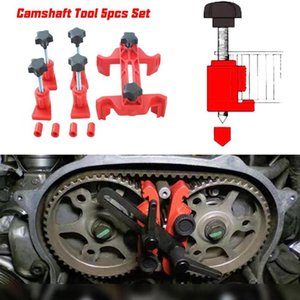 Professional 5 Dual Cam Clamp Camshaft Engine Timing Locking Tool Sprocket Gear Kit Universal Wholesale Quick Delivery Assembly