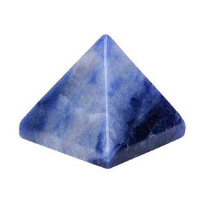 Pyramide pierre naturelle cristal guérison wicca spiritualité sculpture sculpture pierre artisanale carré quartz turquoise pierre gemme cornaline bijoux 657 r2