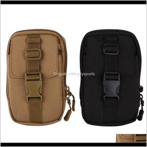 Multi-Function Bags Backpacks Tactical Gear Drop Delivery 2021 Edc Toolkit Wear-Resistant Outdoor Sports Bag It Has Front Pocket, A Main Pock