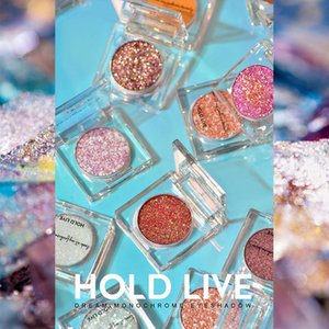 Eye Shadow Monochrome Glitter Polarized With Sequins Matte Waterproof And Sweat-proof Smooth Long Lasting Eyes Makeup