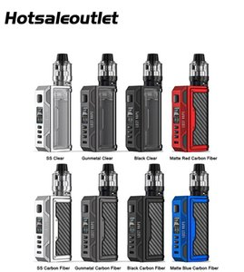 Lost Vape Thelema Quest 200W Kit Dual 18650 Battery with Max Power Adopts UB Pro Coils 100% Authentic