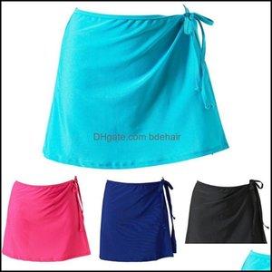 Er-Ups Equipment Sports & Outdoorser-Ups Women Skirt Loose Bikini Casual Summer Beach Sarong Solid Wrap Fashion Short Er Up Swimming Holiday