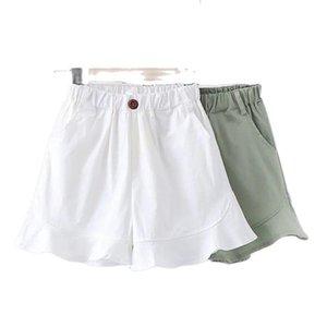 Shorts VIDMID Children's Summer Clothes Girls White Pants Middle School P5108