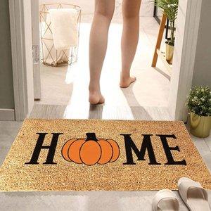 Carpets Horror Halloween Doormat Carpet Welcome Home Mat Non Slip Bottom Indoor Outdoor Decor Large
