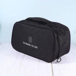 Storage Bags 1pc Household Bag Pouch Underwear Briefs Travel For (Black)