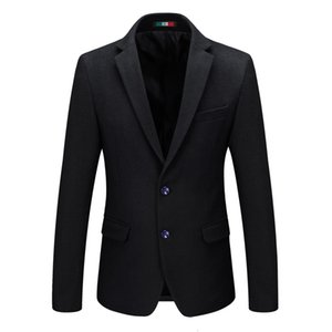 Single Road American Man Blazers Wool Frock Coat Royal Blue Suit Jacket 2019 Stage Costumes for Singers Mens Blazer Jacket SR38