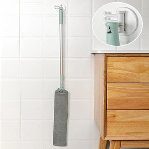 Dusters Removable Dust Cleaning Brush Bedside Long Handle Mop Sweep Artifact Household Bed Bottom Clean