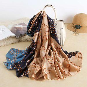 New high grade printing silk scarf for women