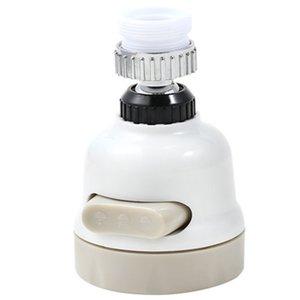 Подвижная кухня водопроводная головка Универсальная 360 градусов Вращающийся кран Водосберегающий фильтр Аксессуары