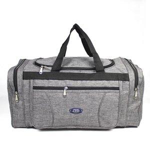 Women Men Oxford Travel Duffel Bag Carry on Luggage Bag Men Tote Large Capacity Weekender Gym Sport Holdall Overnight Bag LJ200921