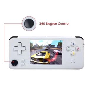 Retro Game Console Opending System 64bit 3.0inch Portable Handheld Player 360 Degree Controller Players