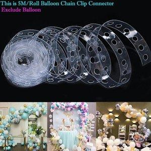 5m Ballon Bogen Kit Party Dekoration Zubehör Geburtstag Hochzeit Hintergrund Dekoration Weihnachten Zubehör