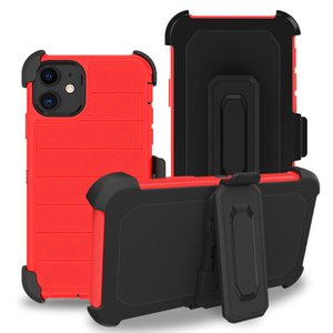 2nd Defender Clip Cases for LG Stylo 7 6 5 K51 Aristo-5 4 Samsung A21 A11 A01 A32 A52 5g iPhone 11 SE 2 12 Pro max Moto G Stylus-2020 Strips