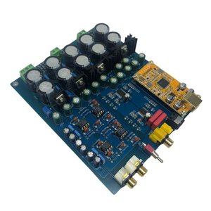 AK4396VF+AK4113 Dual Chip Decoder DAC Supports Optical Fiber Coaxial USB Input With XMS 208 Template Camcorders