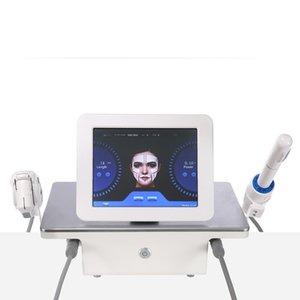 Portátil 2 em 1 alta intensidade Focada Ultrassom Hifu máquina Vaginal aperto de aperto da pele Pele de levantamento do corpo emagrecimento salão de beleza