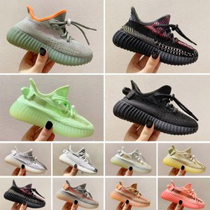 Kids Children Running Shoes Youth Reflective Cream Hyper True Form Static 2.0 Infant Bred Beluga toddlers Kany Wave Runner Baby Sneakers