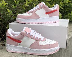 2021 релиз мужчин женщин повседневные туфли на день Святого Валентина платформы кроссовки бега прогулки DD3384-600