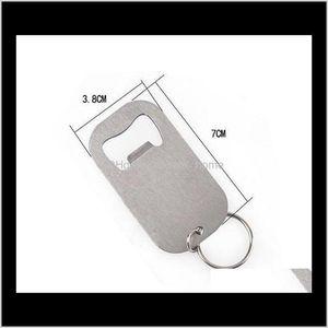 Openers Bottle Blade Remover Speed Durable Flat Mini Beer Can Opener Stainless Steel Kichen Access Wmtwze 1Bx7U P0Ifr