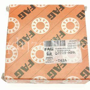 FAG four point angular contact ball bearing QJ209-MPA-T42A 45mm 85mm 19mm