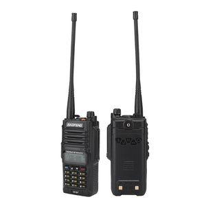 Walkie Talkie For Baofeng UV-XR PLUS Handheld Waterproof VHF UHF Dual Frequency 100-240V