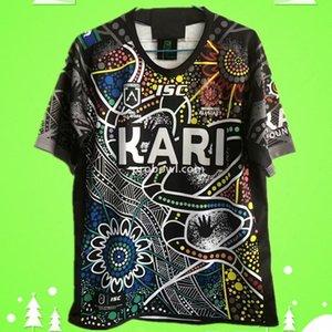 S-3xl 2020 2021 moda indígena rugby liga jersey rugby home league camisa camisa polo t-shirt homens 20 21 clube indígena todas as estrelas