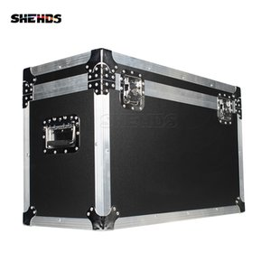 SHEHDS Stage Lighting Flight Case 2 In 1 Fast Delivery LED Beam+Wash 19x15W For Disco KTV Party Professional DJ Equipment