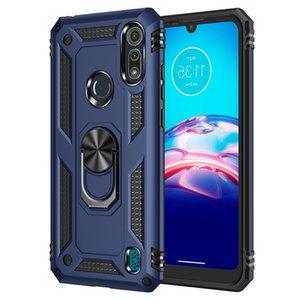 Équipement en métal Bague Téléphone pour Motorola G8 G9 Power G 5G Plus A Lite E6S Fusion Jouer Nouveau Hyper STYLUS E E7 Couverture macro