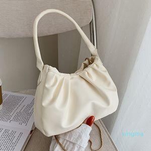 Women Plush Shoulder Bag Warm Cloth Fabric Handbag Soft Canvas Tote Large Capacity Shopping Bags Cute Bear Book Bags For Ladies