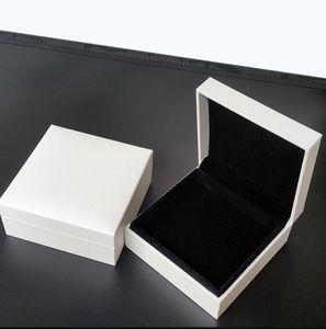 Фабрика белые ювелирные изделия Упаковка оригинальные коробки для Pandora браслет черный бархат оригинальные ожерелья серьги дисплей ювелирные изделия WJL4723
