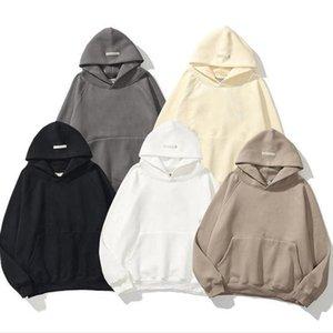 Warm Hooded Hoodies Mens Womens Fashion Streetwear Pullover Sweatshirts Loose Hoodies Lovers Tops Clothing