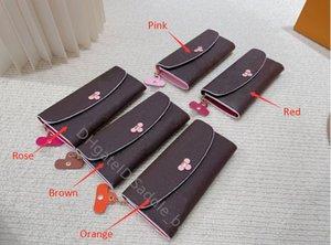 2021 SS Designer Wallet High Quality lady Bags Classic Women purse top square Many Plain Colors Ladies purses Floral Hasp Cross Body handbag Shoulder famous Casual