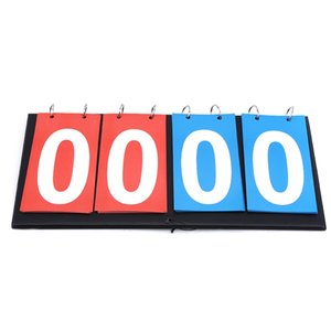 1pc Digital Tabletop Sports Scoreboard For Foot ball Volleyball Basketball