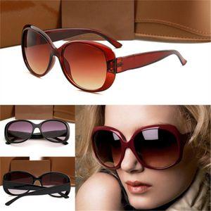 Lunettes de soleil classiques de la marque Mode luxe Hommes polarisés Femmes Pilote Vintage lunettes de soleil UV400 lunettes lunettes Cadre Cat-Eye Cadre Lens Polaroid