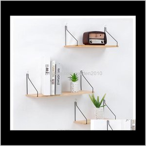 Racks Storage Holders Simple Wooden In Nordic Solid Wood Partition Shelf Wall Receiving Of Creative Hall Wnv65 W3Afz