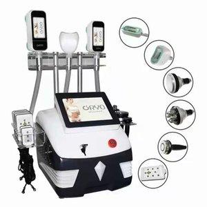New Professional Fat Freezing Slimming Machine Ultrasound Cavitation 40K RF Body 360 Cryolipolysis