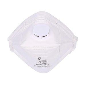 10 unids LaIANZHI TP311 FFP3 Mascarilla de Duckbill con máscara protectora de la válvula CE EN149 Mascarilla desechable del respirador de partículas