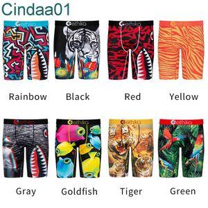 Men Ethika Swimsuit Designer Trend Printed Swimswar Bikini Elegant Single Shorts Yoga Pants Underwear Quick Dry Briefs Boxers