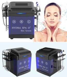 10 in 1 Diamond Microdermabrasion Skin Rejuvenation Machine Hydro Aqua Clean Oxygen Jet Peel Spray Gun Hydrofacial