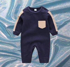 여름 패션 아기 romper 옷 짧은 소매 면화 0-12 개월 아이들 onesie 소년 girs 어린이 rompers
