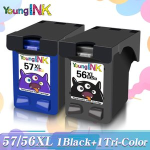 Ink Cartridges 1-3PACK 56 57 XL Remanufactured Replacement For Cartridge Deskjet 2100 220 450 5510 5550 5552 7150 7350