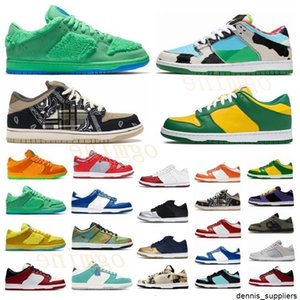 Yeni Tıknaz Dunky Koşu SB Ayakkabı Düşük Otantik Sneakers Minnettar Ölü Dunk Pembe Dijital Kavramlar Erkek Bayan Spor Eğitmenleri 36-45 2021 #