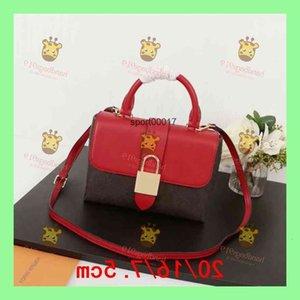 handbag Womens Handbags Fashion Bags shoulder hand leather sacs femme bolsos de mujer Lock bag