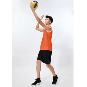 21 22new volleyball Men's and women's racquet suits custom-made outdoor sports short-sleeved team training uniforms student competition jerseys summer a cheappp cool