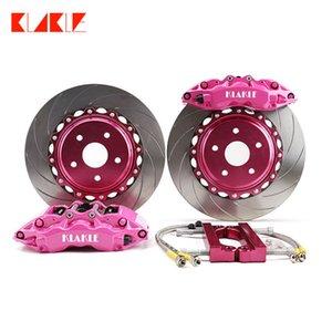 KLAKLE Designer Brake System 6 Piston 9040 Car Caliper 355*32MM Brake Disc Wheel R19 For Mercedes Cla 180 Gasoline 136hp 2020