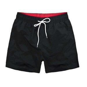 Lacoste lacoste крокодил мужского дизайнера лето пляжа плавки шорт брюки Франция мода Быстросохнущая роскошь случайный плавать короткое продвижение